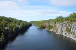 French River Stewardship Council, Alban, Ontario